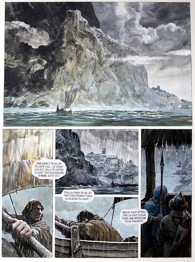 visuel thorgal-tome-32-bataille-d-asgard