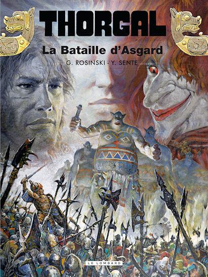 La Bataille d'Asgard