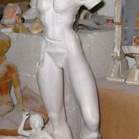 Prototype statuette Kriss