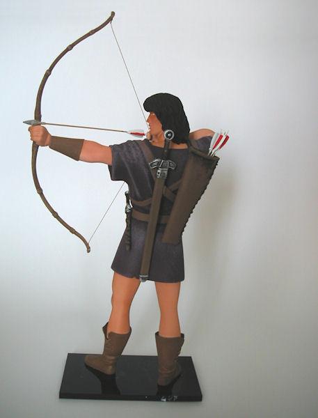 Statuette Thorgal