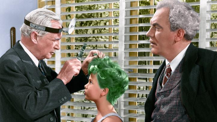 Le garçon aux cheveux verts - 1948