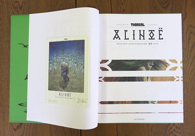 Alinoë - Album luxe 2015