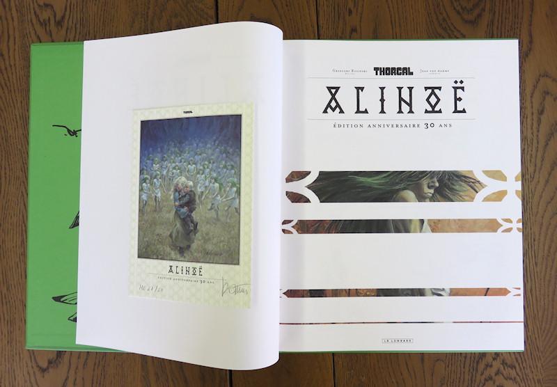 Alinoë - Album luxe
