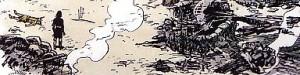 visuel tome 4 thorgal galère noire