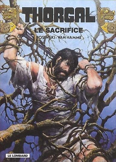 Couverture alternative - Le sacrifice