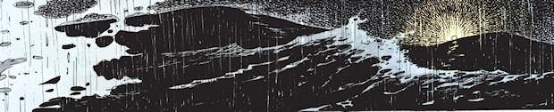 Thorgal radeau