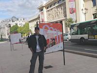 Roman Surzhenko en France