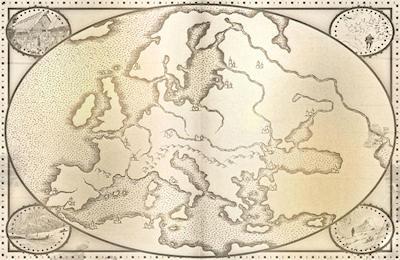 L'Européen, en chantier