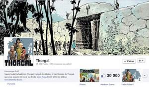 facebook thorgal