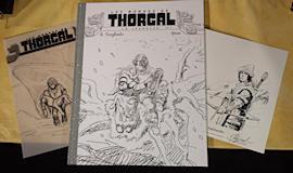Tirage de tête de la Jeunesse de Thorgal