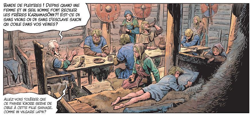 La maison viking
