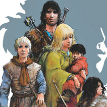 famille thorgal