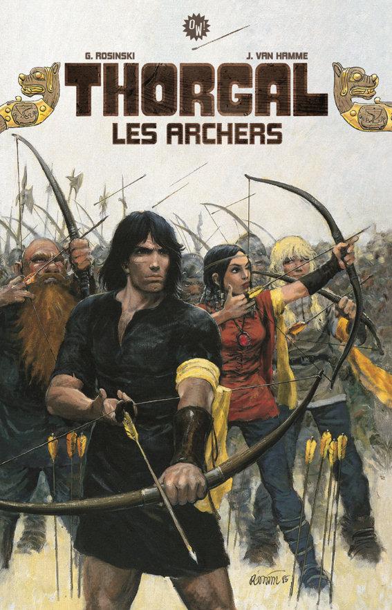 Les archers - Edition de luxe