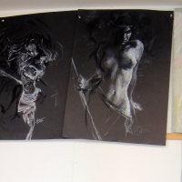 Atelier de Grzegorz Rosinski