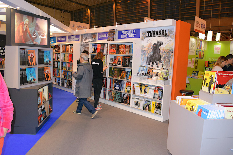 Salon du livre - Paris - 2015