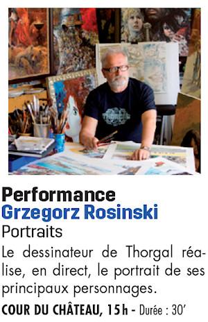 Rosinski à Delémont