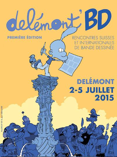 Festival BD de Delémont 2015