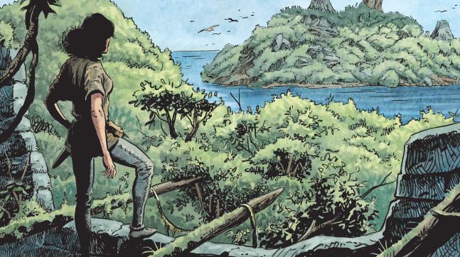 L'île des enfants perdus