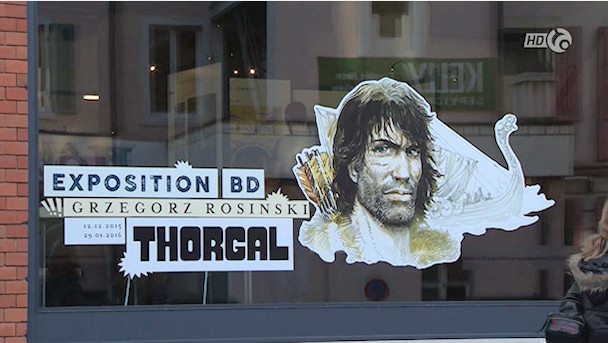 Expo Thorgal à Delémont