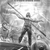 Berserkers - Esquisse de couverture - Surzhenko