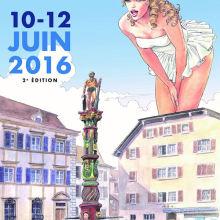 Festival BD Delémont 2016
