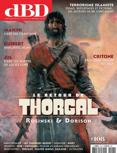 dBD 108 Thorgal