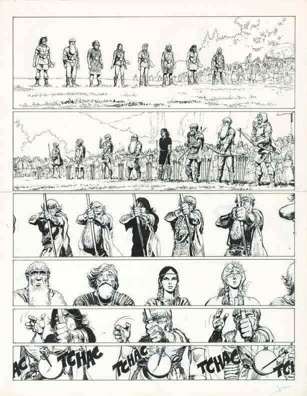 planche-archers